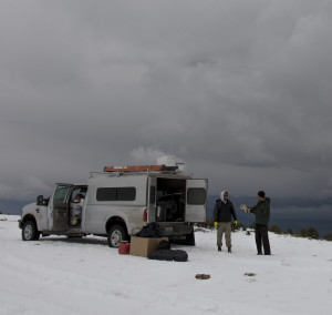 Properly-used field vehicles can transform the types of research done in remote locations.