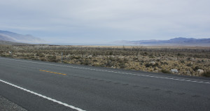 US 95 can be a lonely, desolate drive.